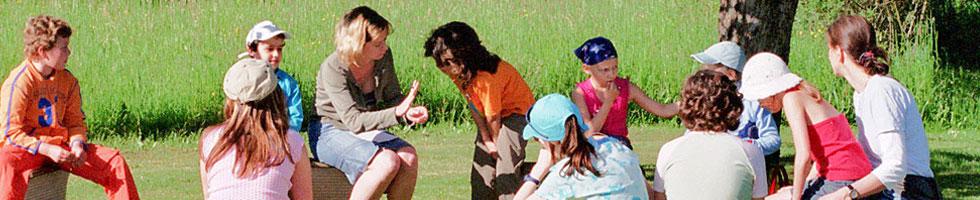 Freizeit für krebskranke Kinder